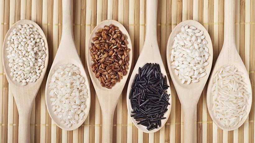 Виды риса с