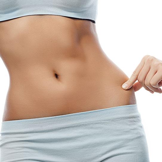 Как сбросить вес в области живота женщине